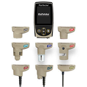 Inspection Kit PosiTector Selectable Probe