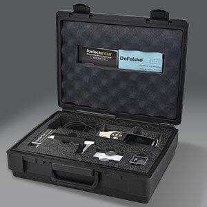 PosiTector Barcol Hardness Impressor Pack