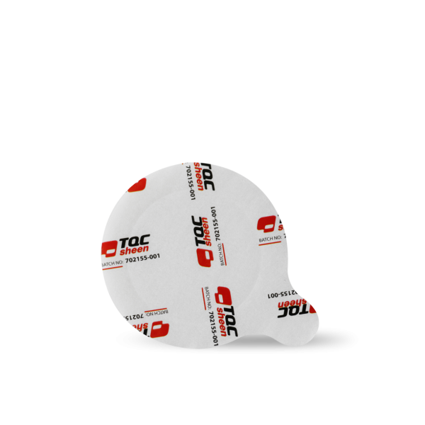 Round Bresle Patches TQC