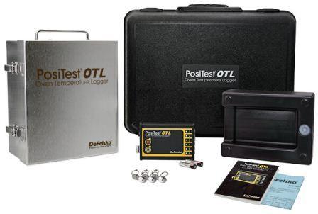 Oven Temperature Data Logger PosiTest OTL